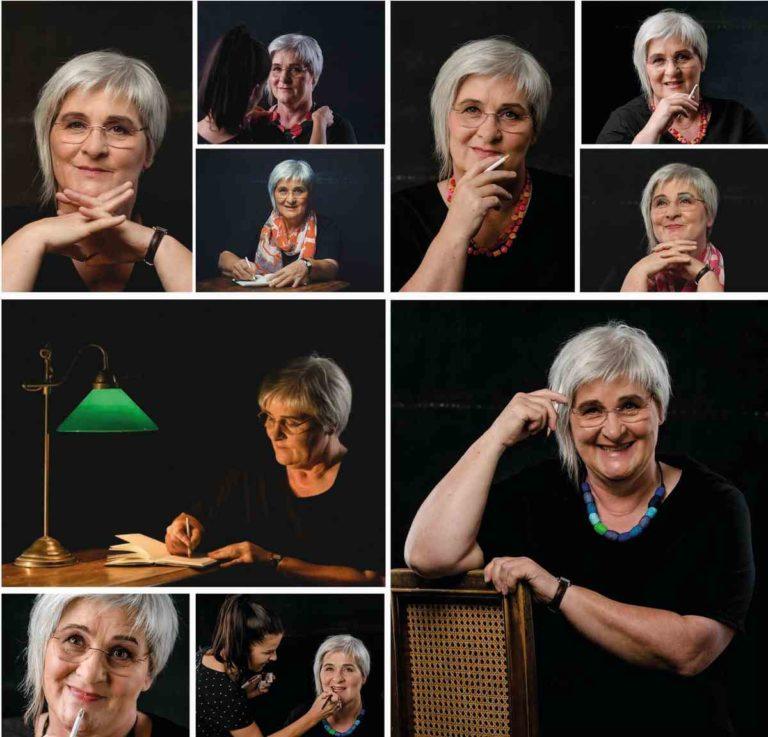Marianne auf verschiedenen Bildern